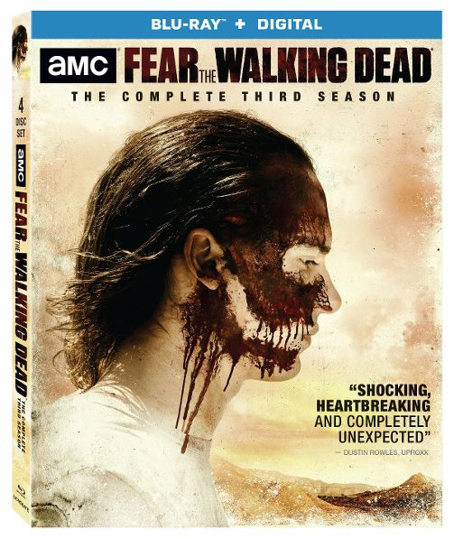 'Fear The Walking Dead' Season 3 Gets a Release Date to Infect Your Home!