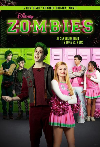 Are You Ready For Zombies – Disney's Zombies?!