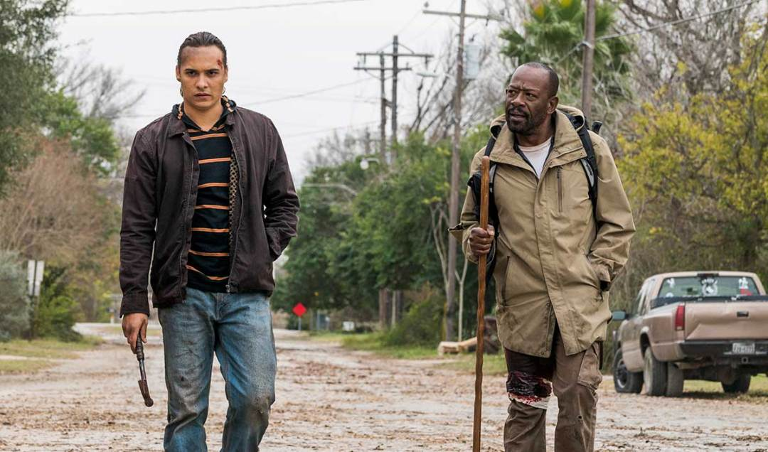 Fear the Walking Dead Inside Episode 3 With the Cast and Creators