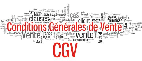 redaction-cgv Conditions générales de ventes