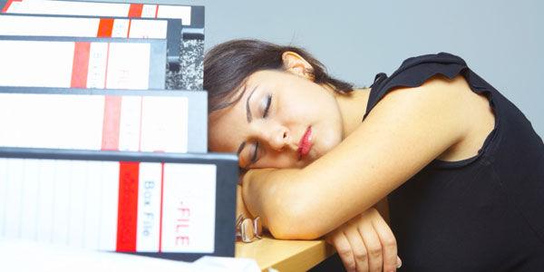 améliorer sa productivité: dormir