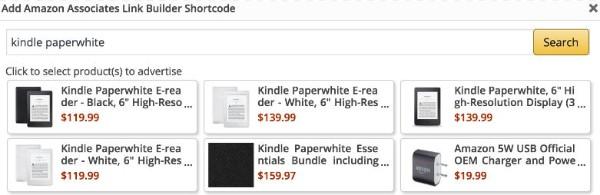 ajout d'un produit affilié Amazon avec un plugin WordPres