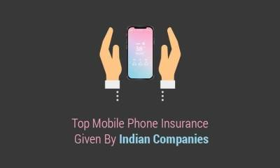 mobile insurance companies in india
