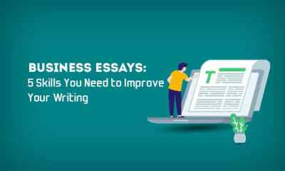 business essays