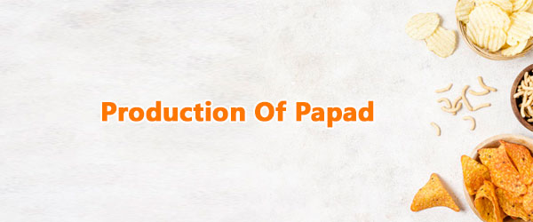 papad making business