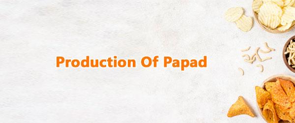 papad making business