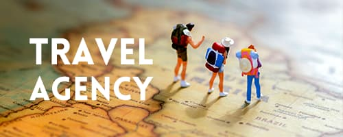 startup travel agency business