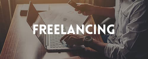 start a freelance business