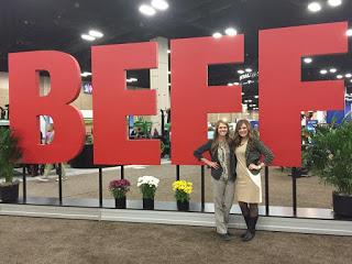 beef industry women