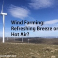 Wind Farming: Refreshing Breeze or Hot Air?