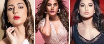 sexiest indian tv actresses