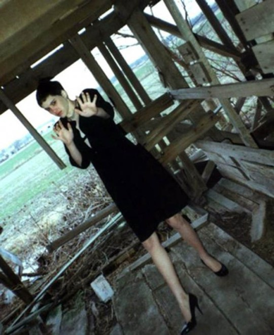 A picture of 14-year-old Regina Kay Walters taken by serial killer Robert Ben Rhoades shortly before he murdered her