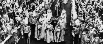 queen elizabeth coronation