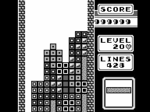 Tetris Level 20