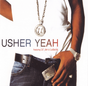 Usher Alternative Cover