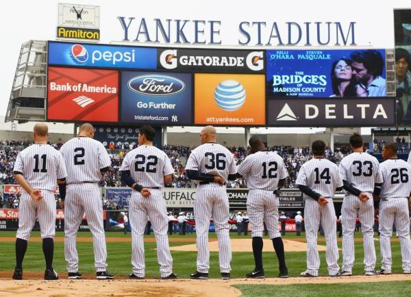 NY Yankees 2014