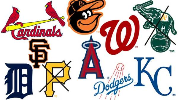 2014MLBplayoffteams