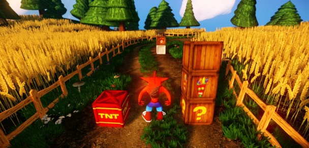 OSGW - Crash Bandicoot Random Photo