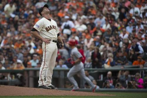 SF Giants 2015