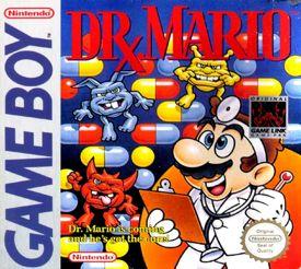Dr Mario - 275px-DrMarioGBCover