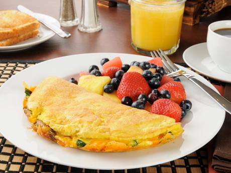 FF - Breakfast Eat Breakfast to lose weight460