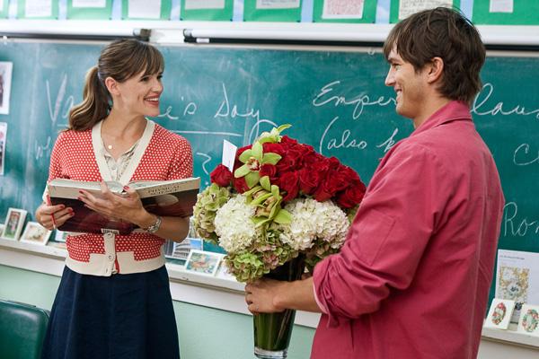 Valentines Day movie image JENNIFER GARNER and ASHTON KUTCHER