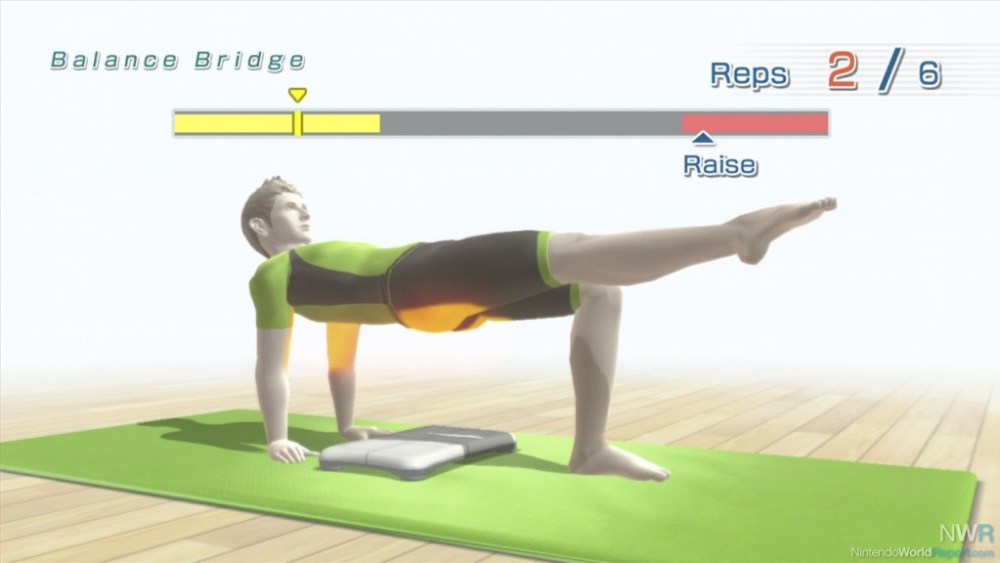 Wii Fit 21
