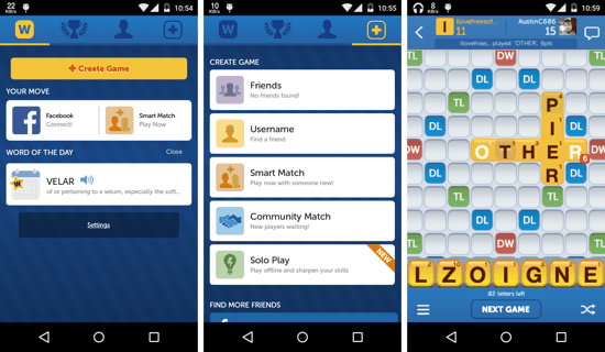 WordsWithFriends Words-with-Friends-for-Android