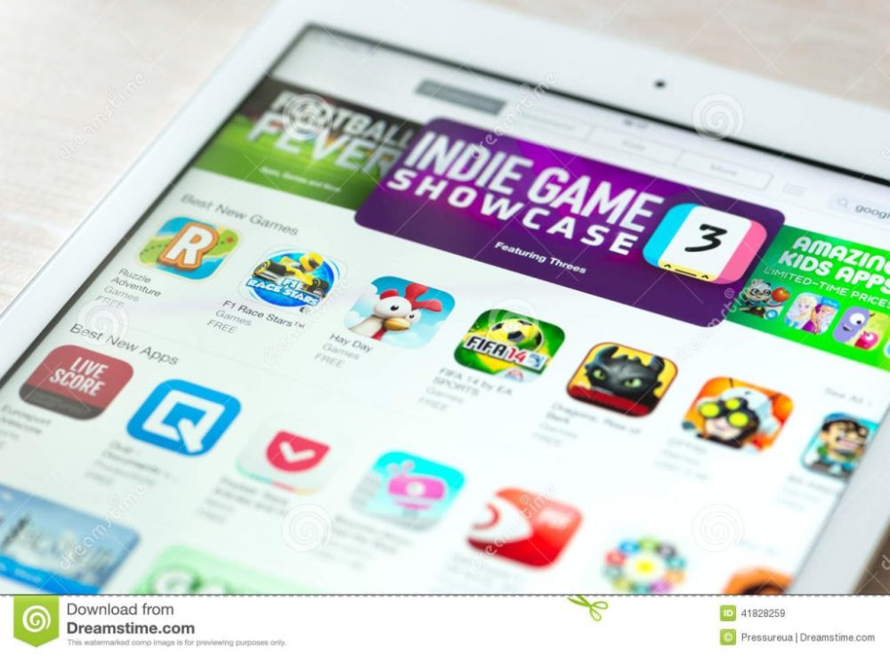 Mobile Gamng app-store-games-collection-apple-ipad-air-kiev-ukraine-june-brand-new-modern-white-featured-mobile-apps-41828259