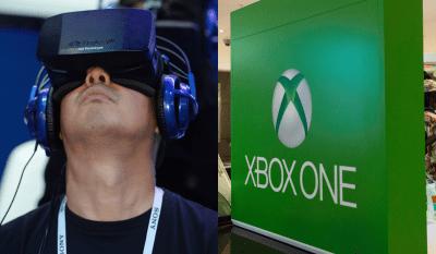 E3 Preview oculus-rift-xbox-one-microsoft