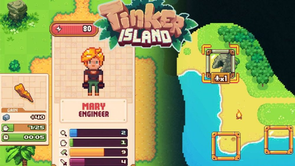 Tinker Island tinker-island-adventure-game-ios-android-review