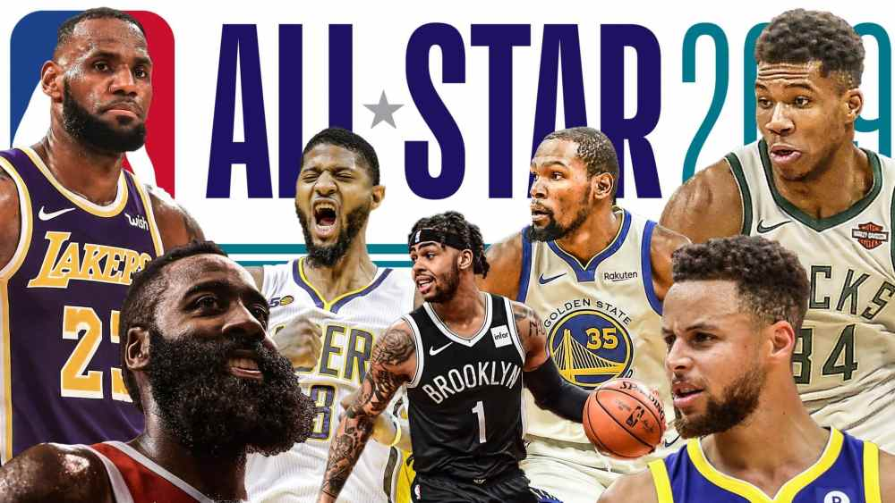 NBA All-star draft