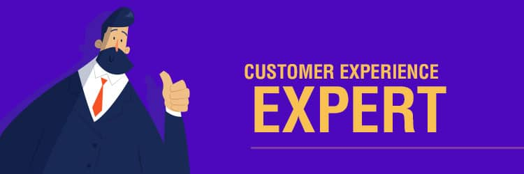 Customer Experience Expert