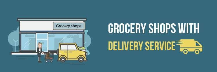 Grocery Shops With Delivery Service