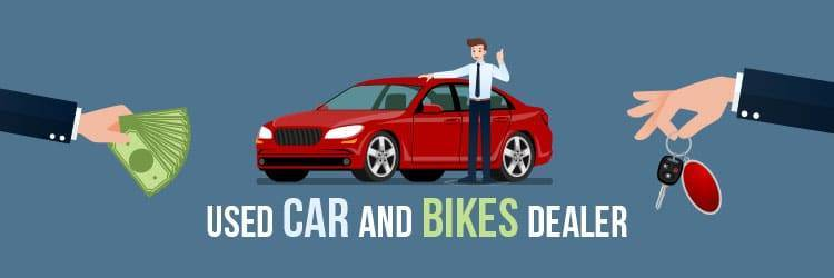 Used Car And Bikes Dealer