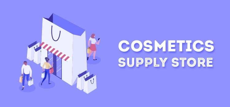 Cosmetics Supply Store
