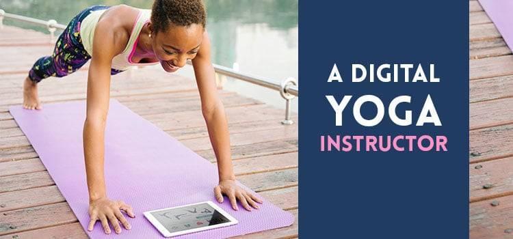 A Digital Yoga Instructor
