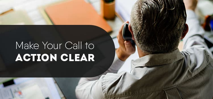 business essays- Make Your Call to Action Clear