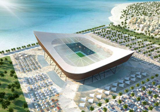 qatar 2022 4 Qatar 2022, des projets de stades plus durable et écologique ...
