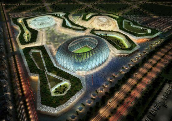 qatar 2022 5 Qatar 2022, des projets de stades plus durable et écologique ...