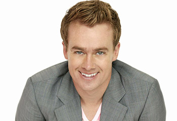 New Aussie Feud host Grant Denyer (Ten Network)