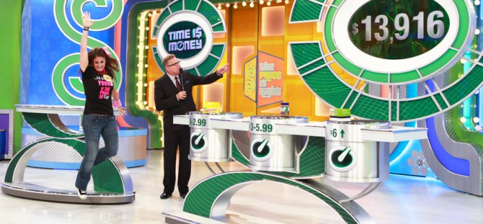 The Price is Right and Let's Make A Deal Return September 22nd