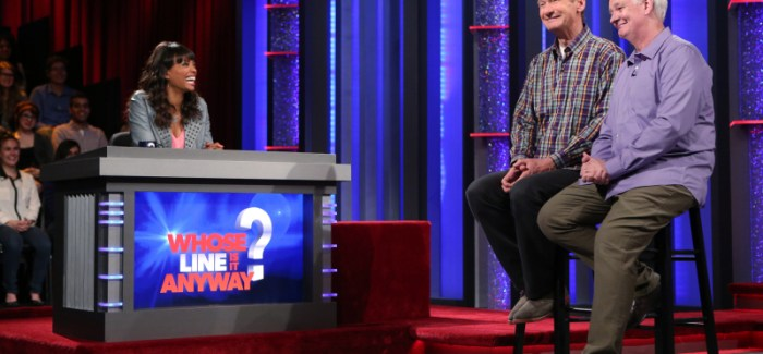 CW Renews Whose Line? and Penn & Teller