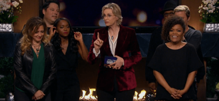 First Look: Yvette Nicole Brown In Handcuffs On Hollywood Game Night
