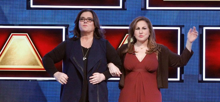 Take a Look at a Photo Gallery for ABC's The $100,000 Pyramid