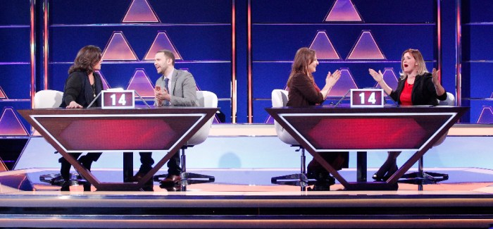 ABC's Sunday Fun and Games Launches Strong