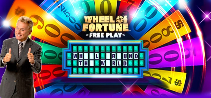 REVIEW: Wheel of Fortune Free Play