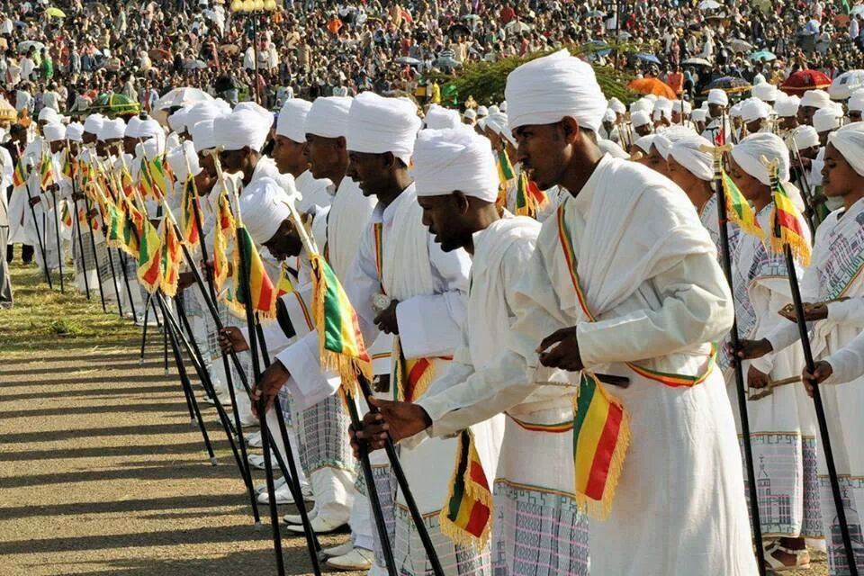 Image result for Ethiopian Christmas Celebration