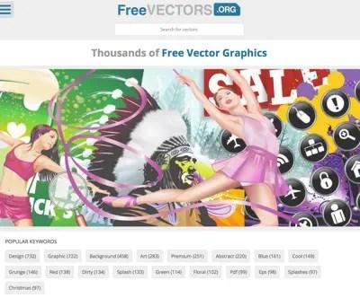 無料,素材,イラスト,高品質,海外サイト