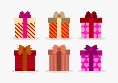 クリスマス,プレゼント,イラスト,フリー,ベクターデータ